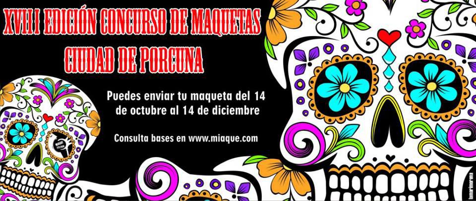"""Bases XVIII – Concurso de Maquetas """"Ciudad de Porcuna"""""""