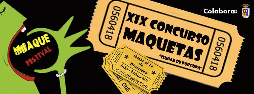 concurso de maquetas XIX