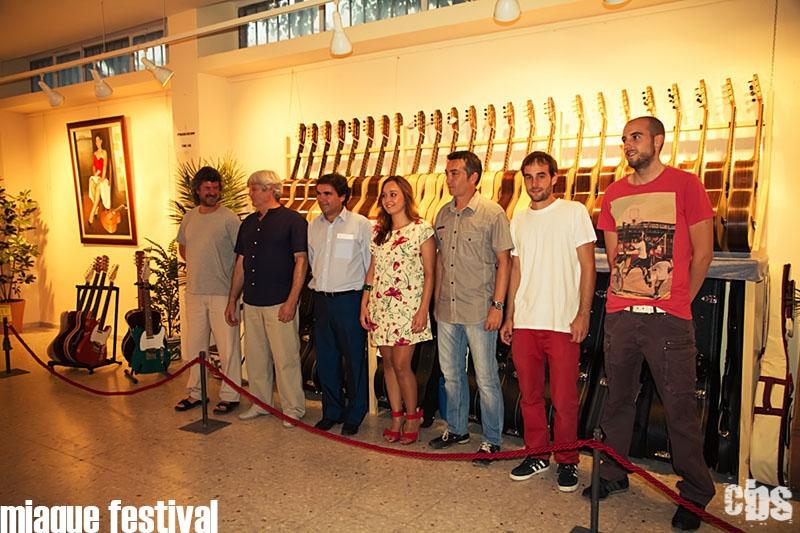 Presentación del Festival