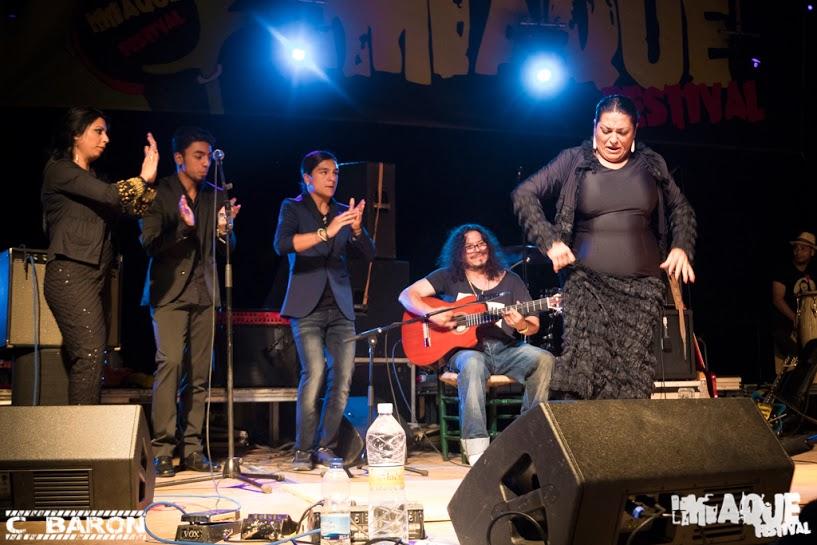 Raimundo Amador en el MíaQuéFEST