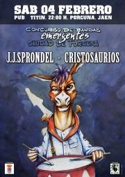 Cartel #cbePorcuna - semifinal 1