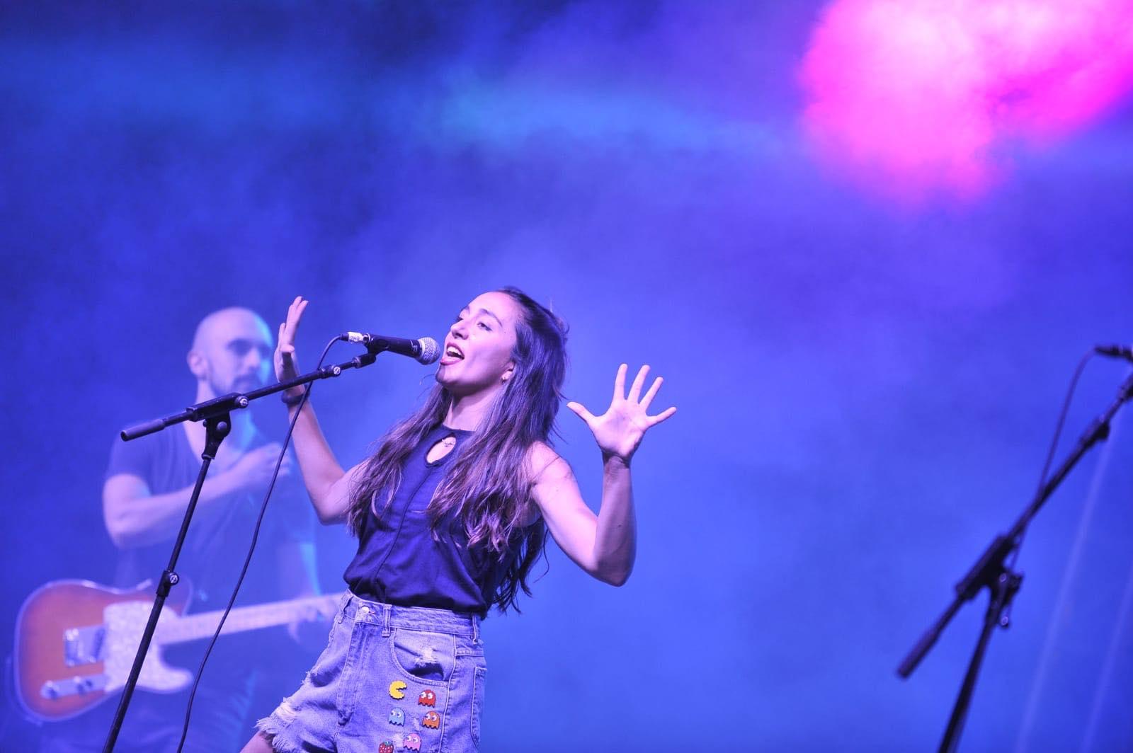 Celia es celiaca - final cbePorcuna 2019 - miaqueFEST